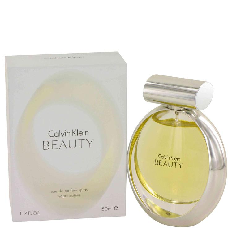 Beauty by Calvin Klein Eau De Parfum Spray 1.7 oz for Women - Oliavery