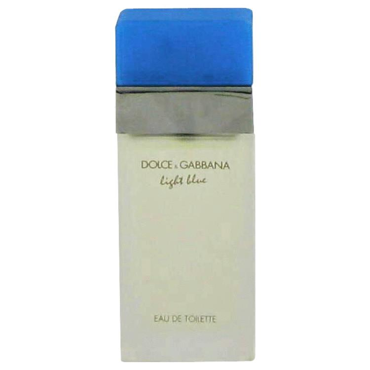 Light Blue by Dolce & Gabbana Eau De Toilette Spray (unboxed) .8 oz for Women - Oliavery