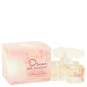 Oscar Soft Blossom by Oscar De La Renta Eau De Toilette Spray 2 oz for Women - Oliavery