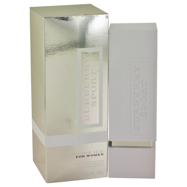 Burberry Sport Ice by Burberry Eau De Toilette Spray for Women - Oliavery
