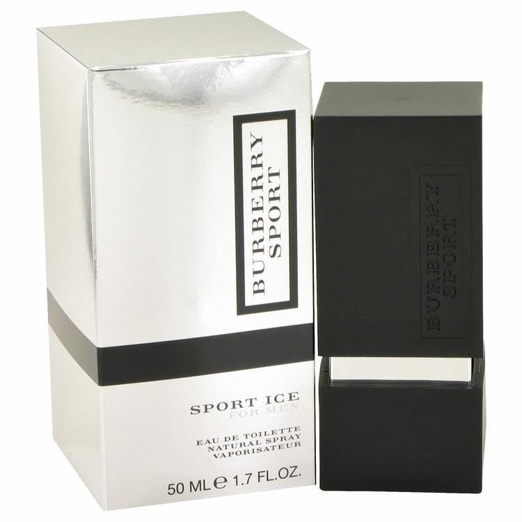 Burberry Sport Ice by Burberry Eau De Toilette Spray 1.7 oz for Men - Oliavery