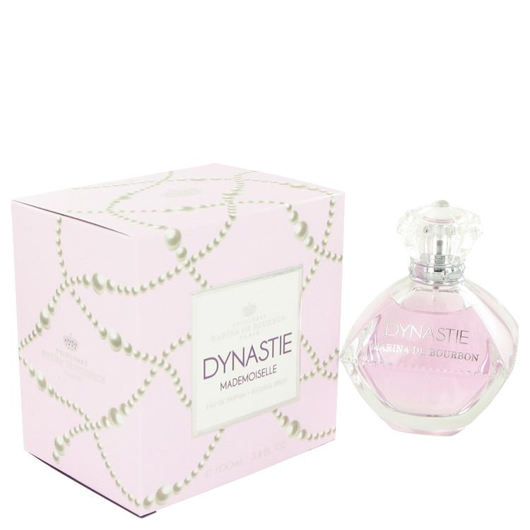 Marina De Bourbon Dynastie Mademoiselle by Marina De Bourbon Eau De Parfum Spray 3.4 oz for Women - Oliavery