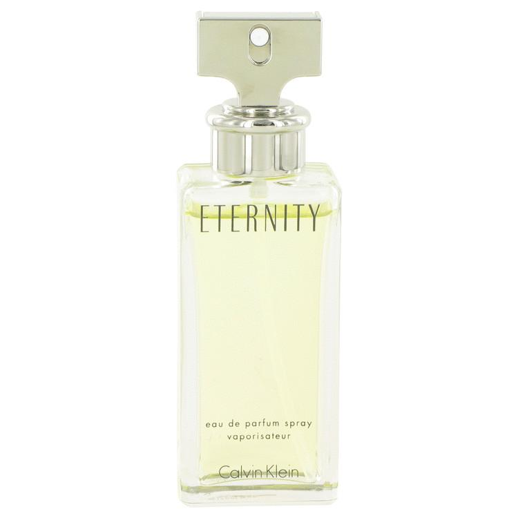 ETERNITY by Calvin Klein Eau De Parfum Spray (unboxed) 1.7 oz for Women - Oliavery