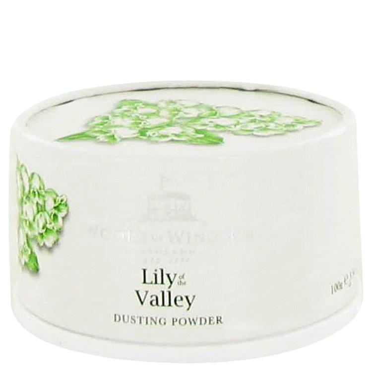 Lily of the Valley (Woods of Windsor) by Woods of Windsor Dusting Powder 3.5 oz for Women - Oliavery