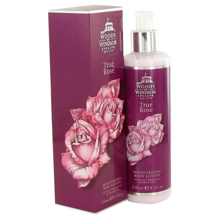 True Rose by Woods of Windsor Body Lotion 8.4 oz for Women - Oliavery