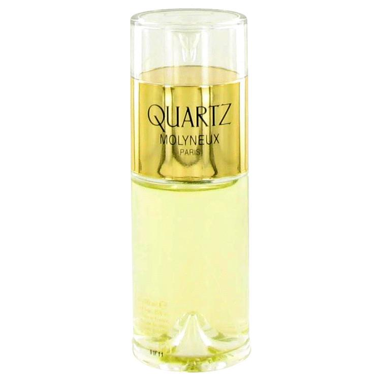 QUARTZ by Molyneux Eau De Parfum Spray (unboxed) 3.4 oz for Women