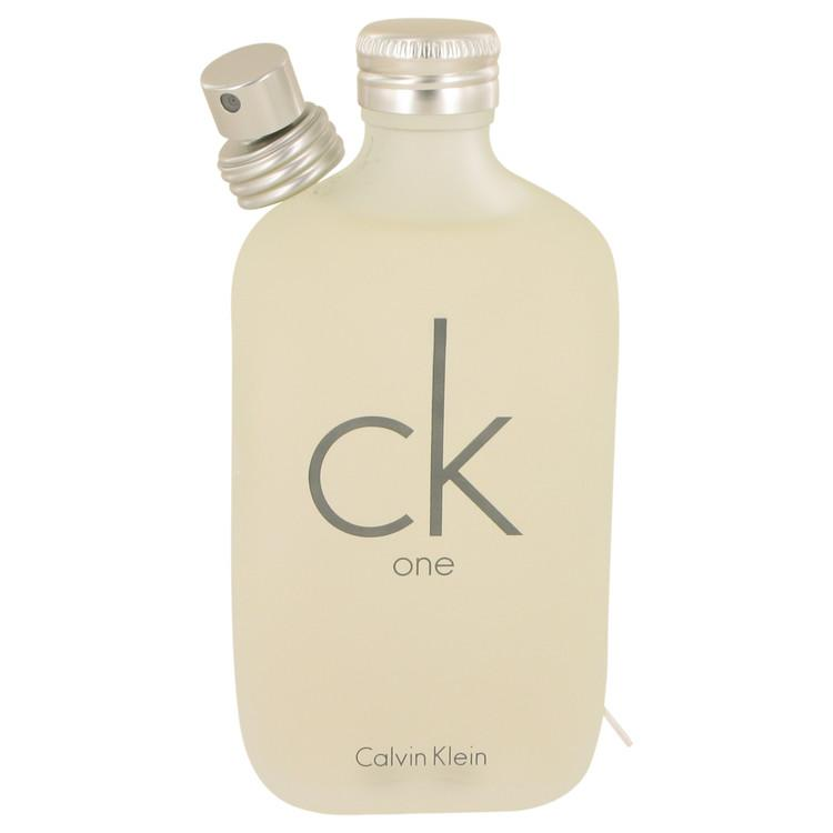 CK ONE by Calvin Klein Eau De Toilette Pour/Spray for Men - Oliavery