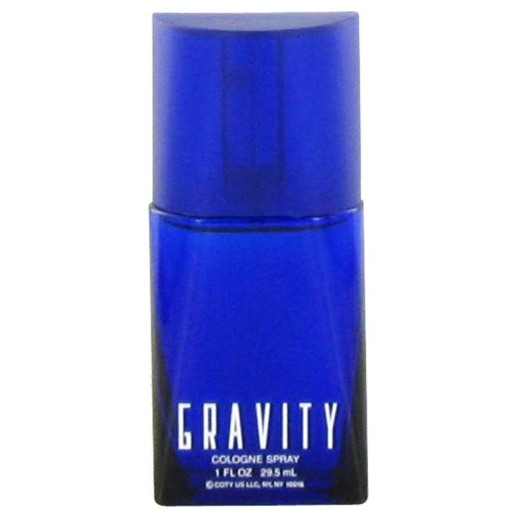 GRAVITY by Coty Cologne Spray (unboxed) 1 oz for Men