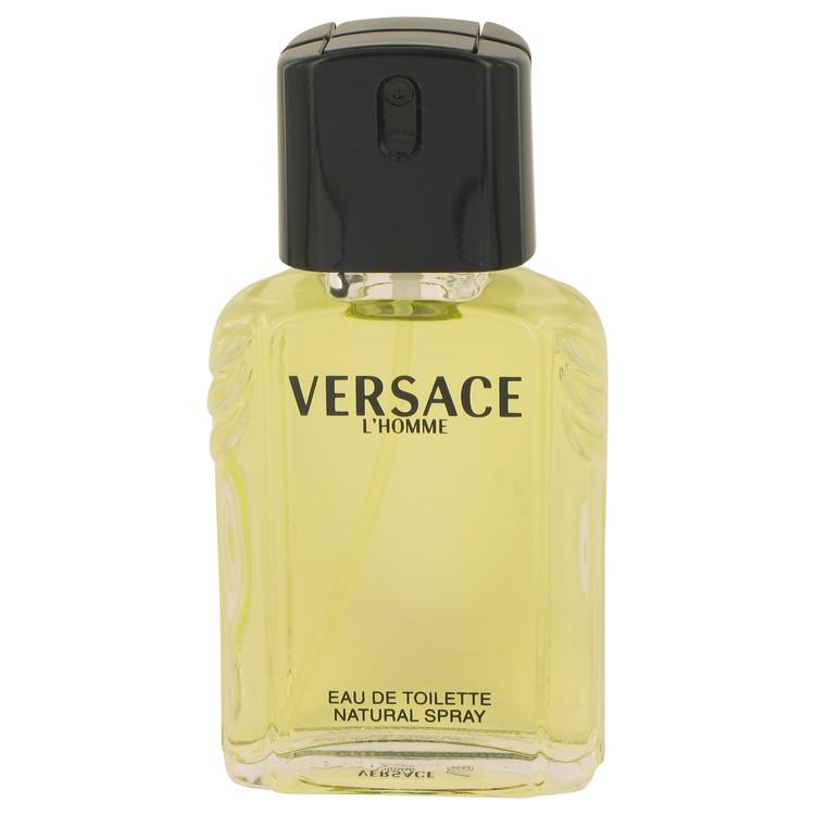 VERSACE L'HOMME by Versace Eau De Toilette Spray (unboxed) 3.4 oz for Men