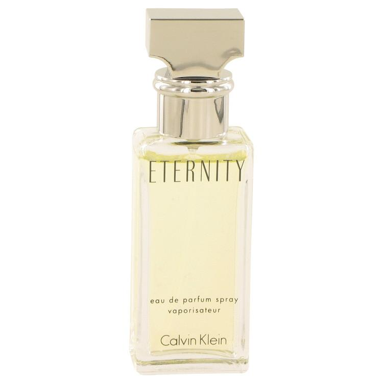 ETERNITY by Calvin Klein Eau De Parfum Spray (unboxed) 1 oz for Women