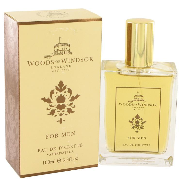 Woods of Windsor by Woods of Windsor Eau De Toilette Spray 3.4 oz for Men - Oliavery