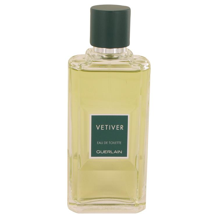 VETIVER GUERLAIN by Guerlain Eau De Toilette Spray (unboxed) 3.4 oz for Men