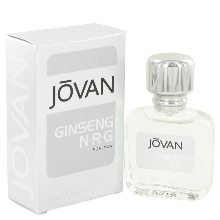 Jovan Ginseng NRG by Jovan Cologne Spray 1 oz for Men - Oliavery