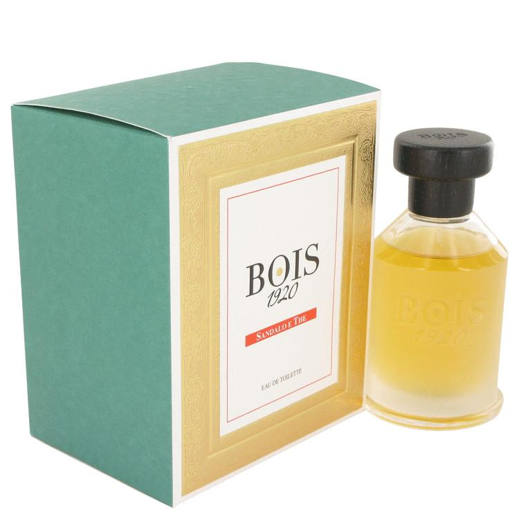 Sandalo e The by Bois 1920 Eau De Toilette Spray (Unisex) 3.4 oz for Women - Oliavery