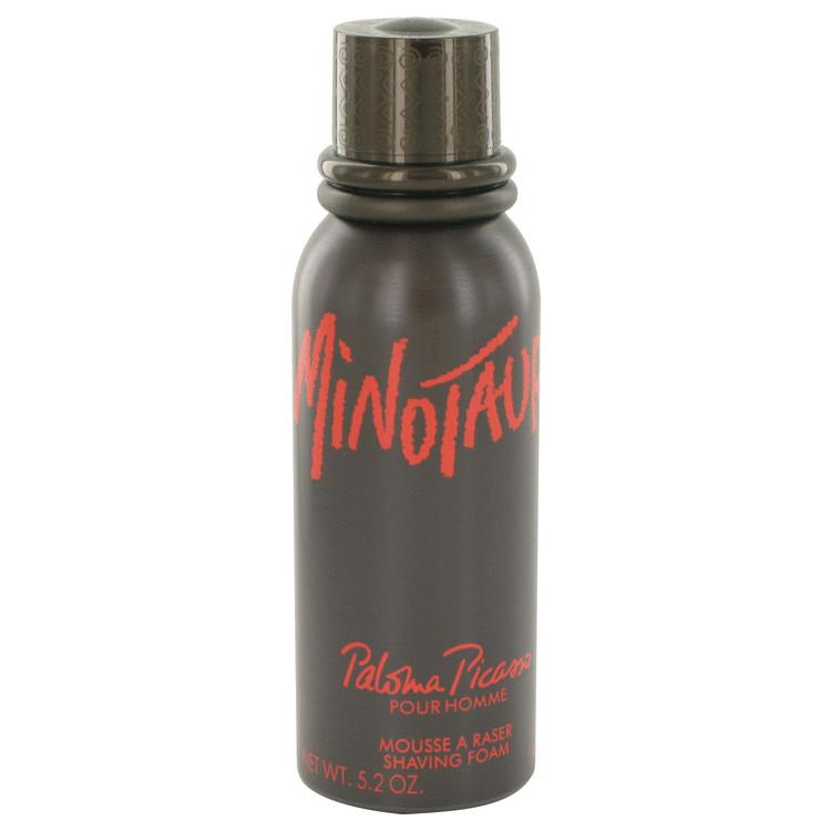 MINOTAURE by Paloma Picasso Shaving Foam 5.2 oz for Men