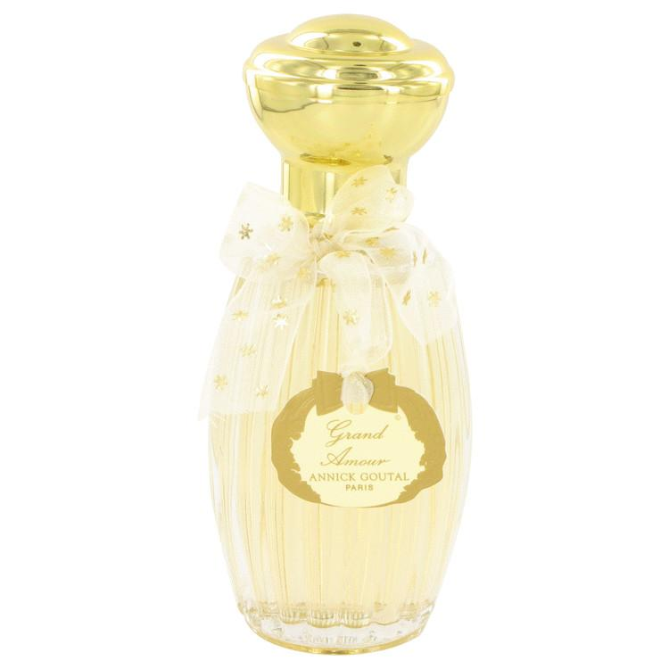 Grand Amour by Annick Goutal Eau De Toilette Spray (unboxed) 3.4 oz for Women