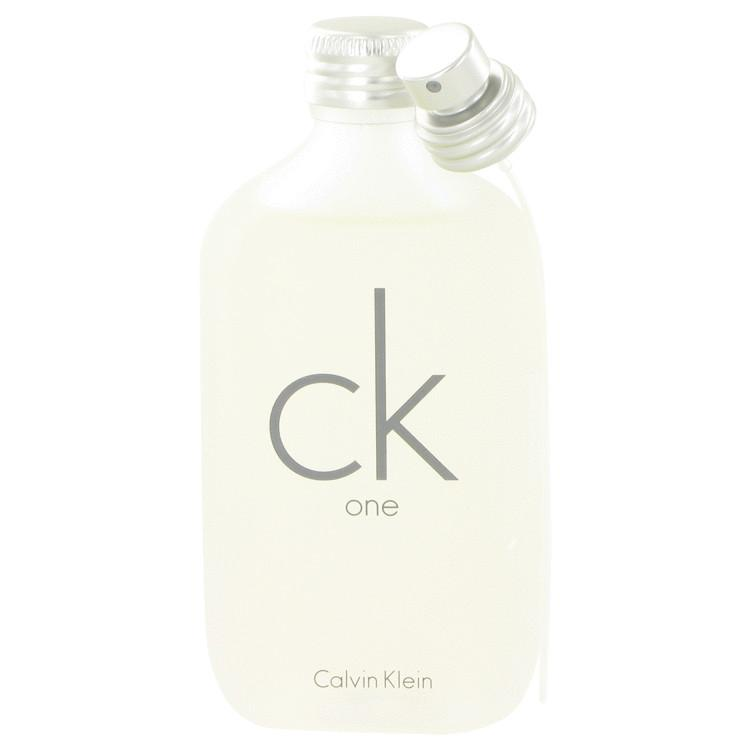 CK ONE by Calvin Klein Eau De Toilette Pour/Spray for Men