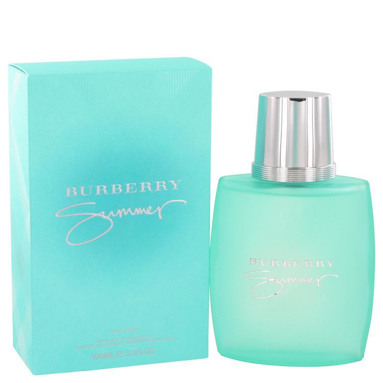Burberry Summer by Burberry Eau De Toilette Spray (2013) 3.4 oz for Men - Oliavery