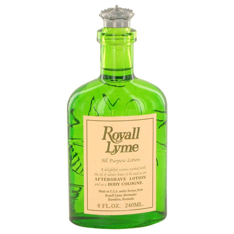 ROYALL LYME by Royall Fragrances All Purpose Lotion - Cologne (unboxed) 8 oz for Men