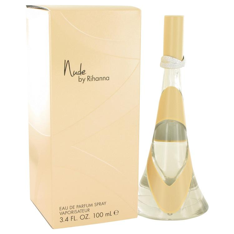 Nude by Rihanna by Rihanna Eau De Parfum Spray 3.4 oz for Women - Oliavery