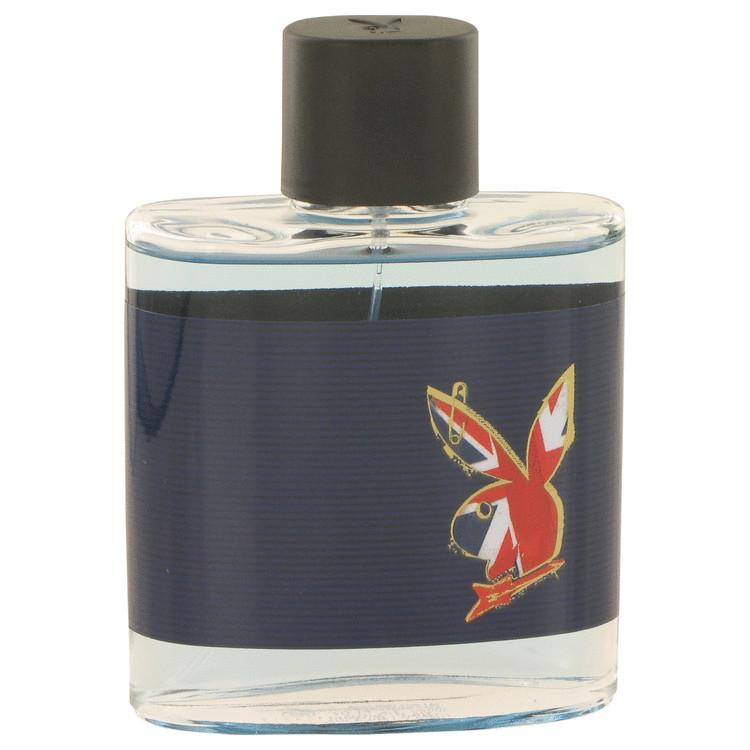 Playboy London by Playboy Eau De Toilette Spray (unboxed) 3.4 oz for Men - Oliavery
