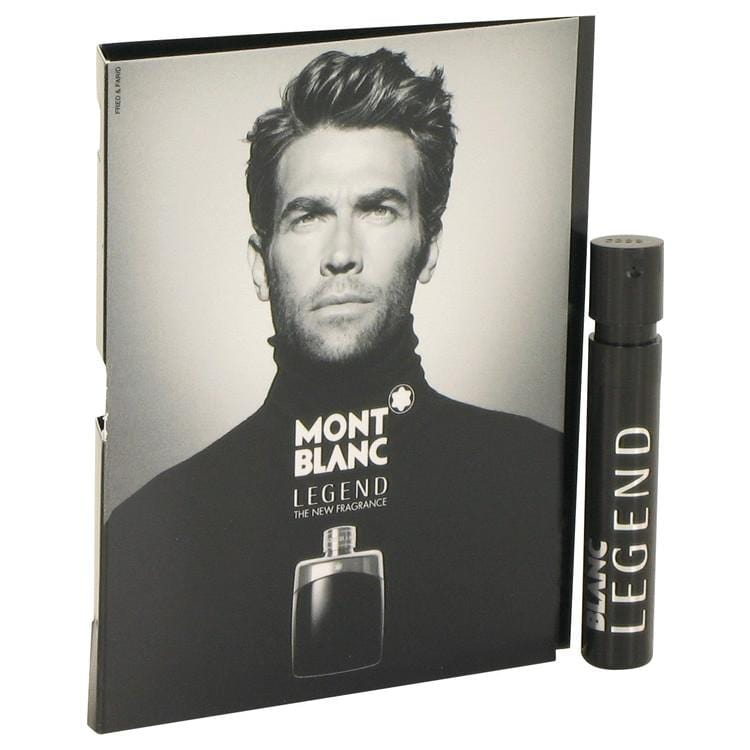 MontBlanc Legend by Mont Blanc Vial (sample) .04 oz for Men