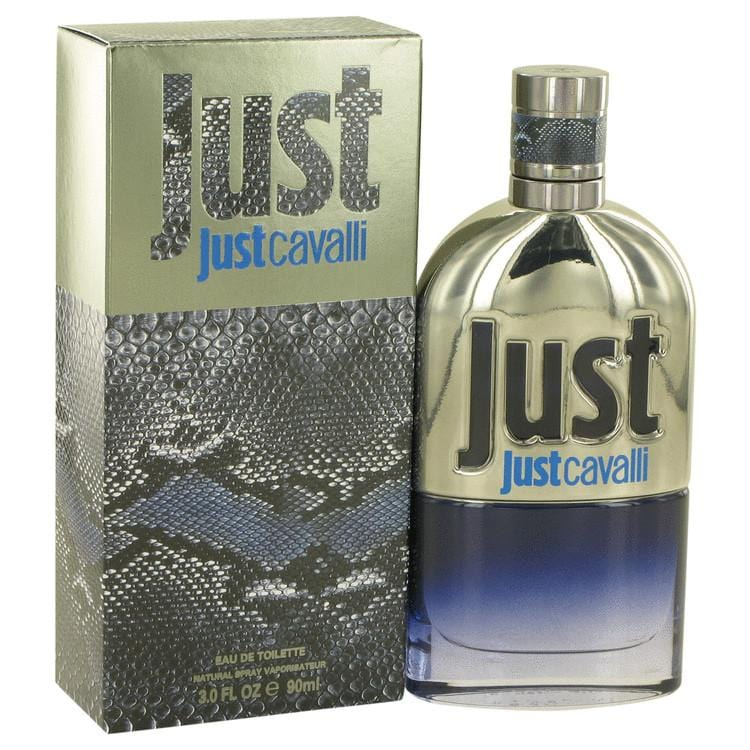 Just Cavalli New by Roberto Cavalli Eau De Toilette Spra for Men - Oliavery