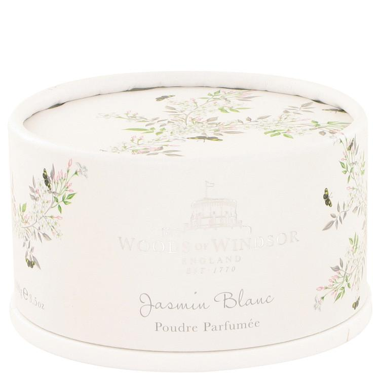 White Jasmine by Woods of Windsor Dusting Powder 3.5 oz for Women - Oliavery