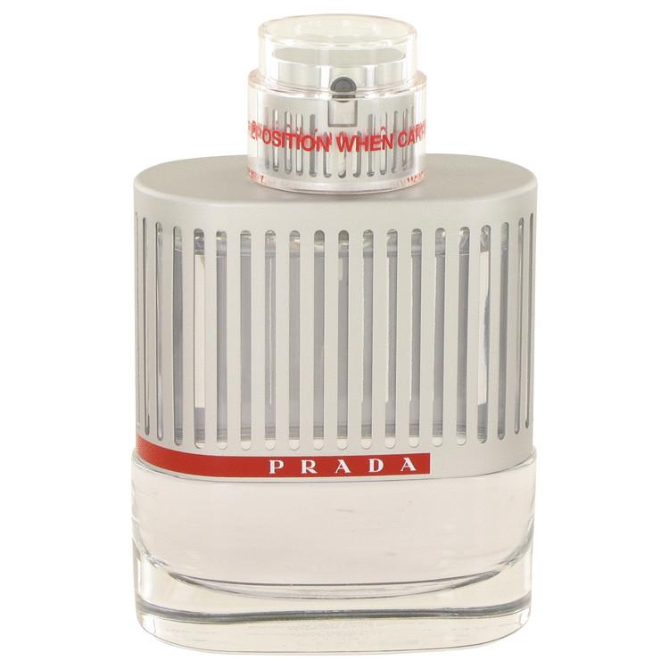 Prada Luna Rossa by Prada Eau De Toilette Spray (unboxed) 3.4 oz for Men