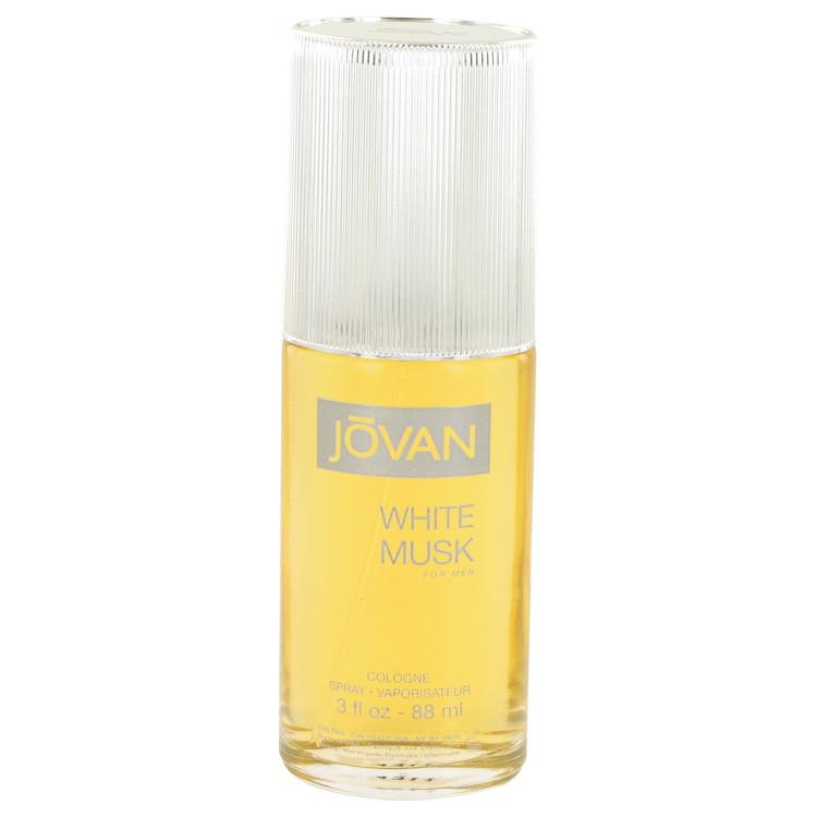 JOVAN WHITE MUSK by Jovan Eau De Cologne Spray (unboxed) 3 oz for Men