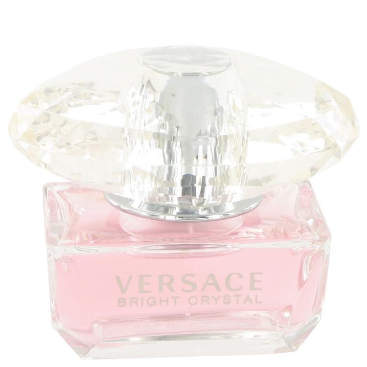 Bright Crystal by Versace Eau De Toilette Spray (unboxed) 1.7 oz for Women - Oliavery