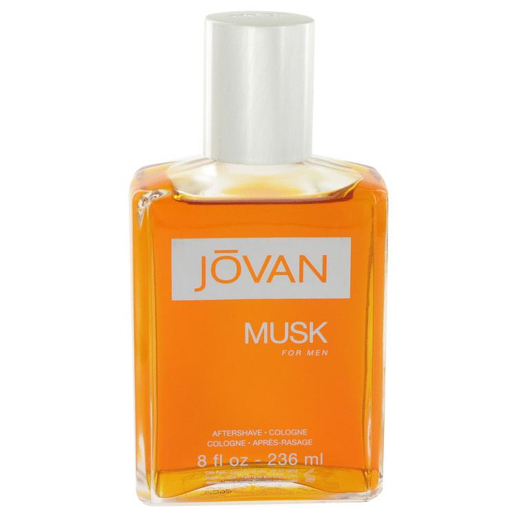 JOVAN MUSK by Jovan After Shave-Cologne (unboxed) 8 oz for Men
