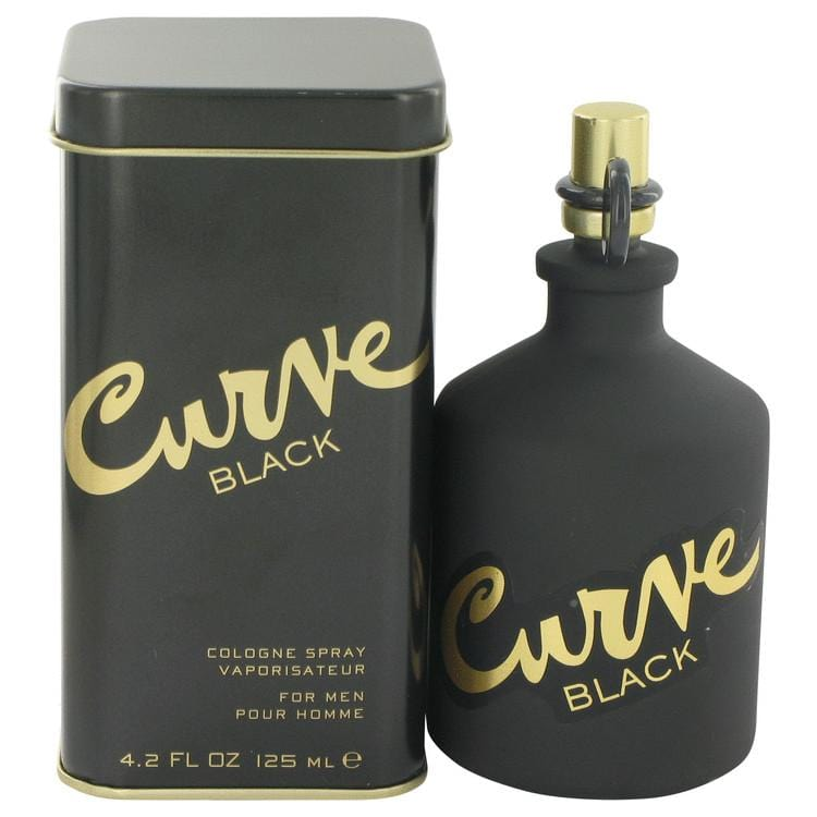 Curve Black by Liz Claiborne Cologne Spray 4.2 oz for Men - Oliavery