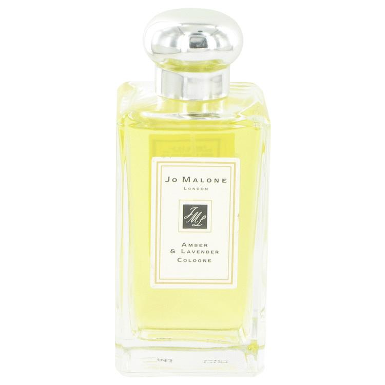 Jo Malone Amber & Lavender by Jo Malone Cologne Spray (Unisex Unboxed) 3.4 oz for Women - Oliavery