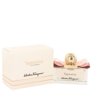Signorina by Salvatore Ferragamo Eau De Parfum Spray 1.7 oz for Women - Oliavery