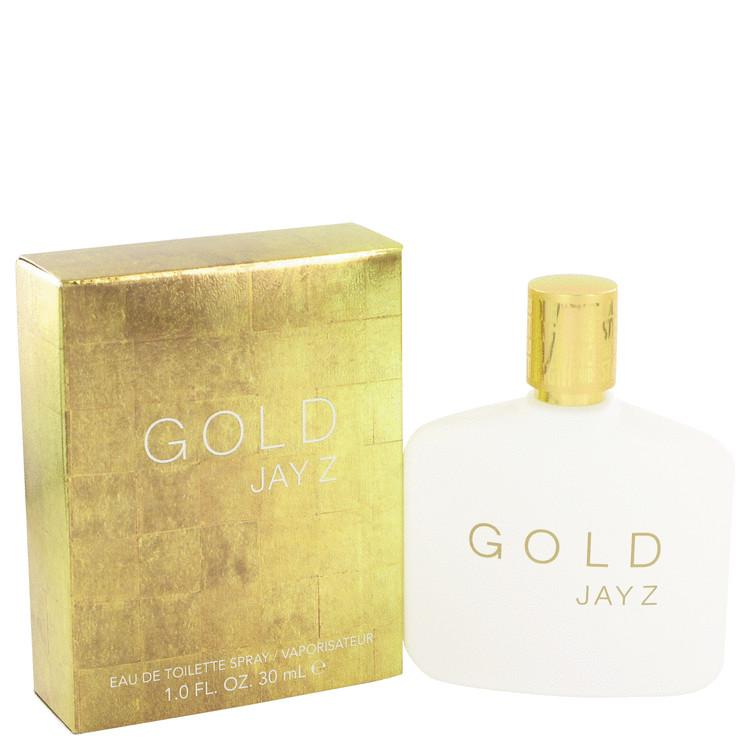 Gold Jay Z by Jay-Z Eau De Toilette Spray 1 oz for Men