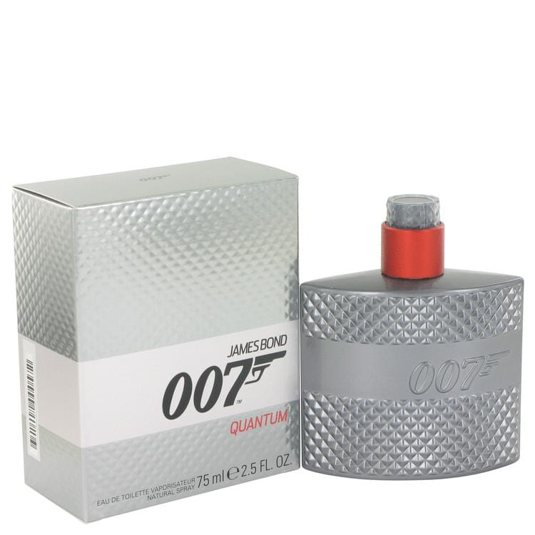 007 Quantum by James Bond Eau De Toilette Spray for Men - Oliavery