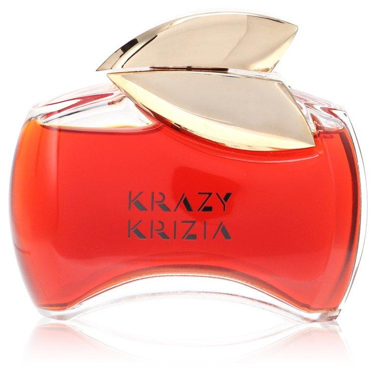 KRAZY KRIZIA by Krizia Eau De Toilette Spray (unboxed) 3.4 oz for Women