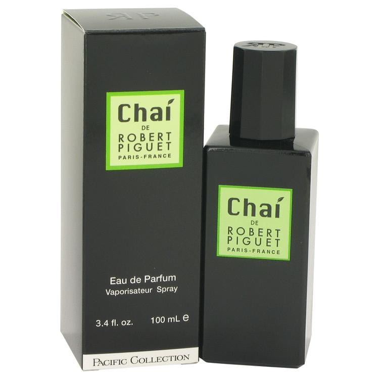 Robert Piguet Chai by Robert Piguet Eau De Parfum Spray 3.4 oz for Women - Oliavery