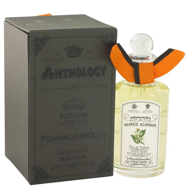 Orange Blossom by Penhaligon's Eau De Toilette Spray (Unisex) 3.4 oz for Women - Oliavery