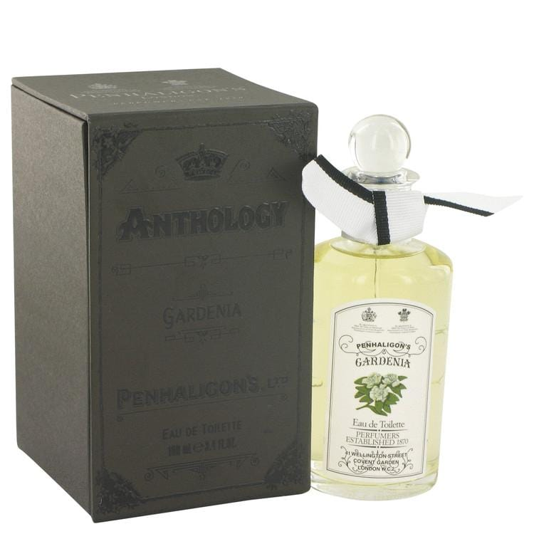 Gardenia Penhaligon's by Penhaligon's Eau De Toilette Spray 3.4 oz for Women - Oliavery