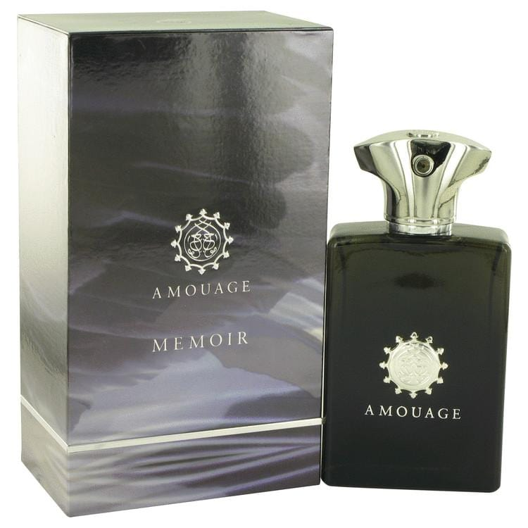 Amouage Memoir by Amouage Eau De Parfum Spray 3.4 oz for Men - Oliavery