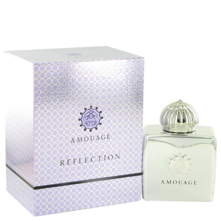 Amouage Reflection by Amouage Eau De Parfum Spray 3.4 oz for