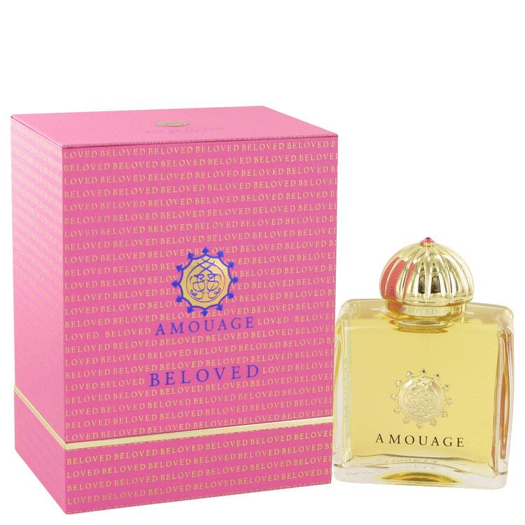 Amouage Beloved by Amouage Eau De Parfum Spray 3.4 oz for Women - Oliavery