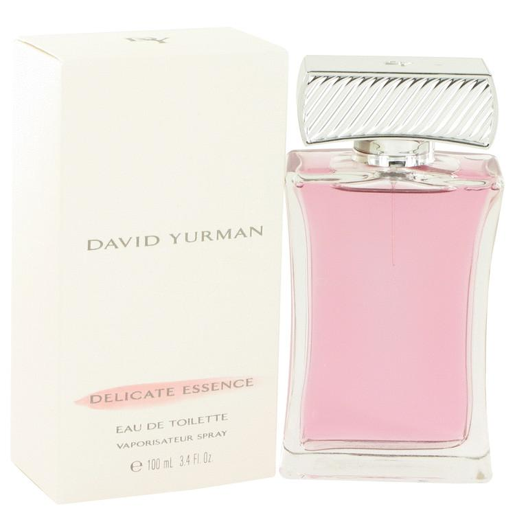 David Yurman Delicate Essence by David Yurman Eau De Toilette Spray 3.4 oz for Women - Oliavery
