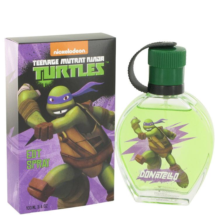 Teenage Mutant Ninja Turtles Donatello by Marmol & Son Eau De Toilette Spray 3.4 oz for Men - Oliavery