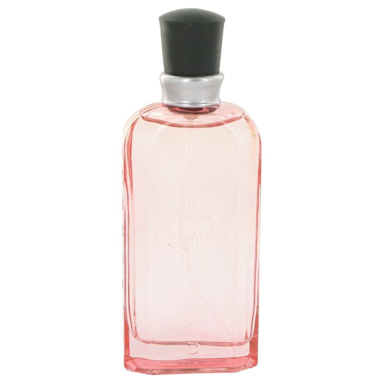 LUCKY YOU by Liz Claiborne Eau De Toilette Spray (unboxed) 3.4 oz for Women