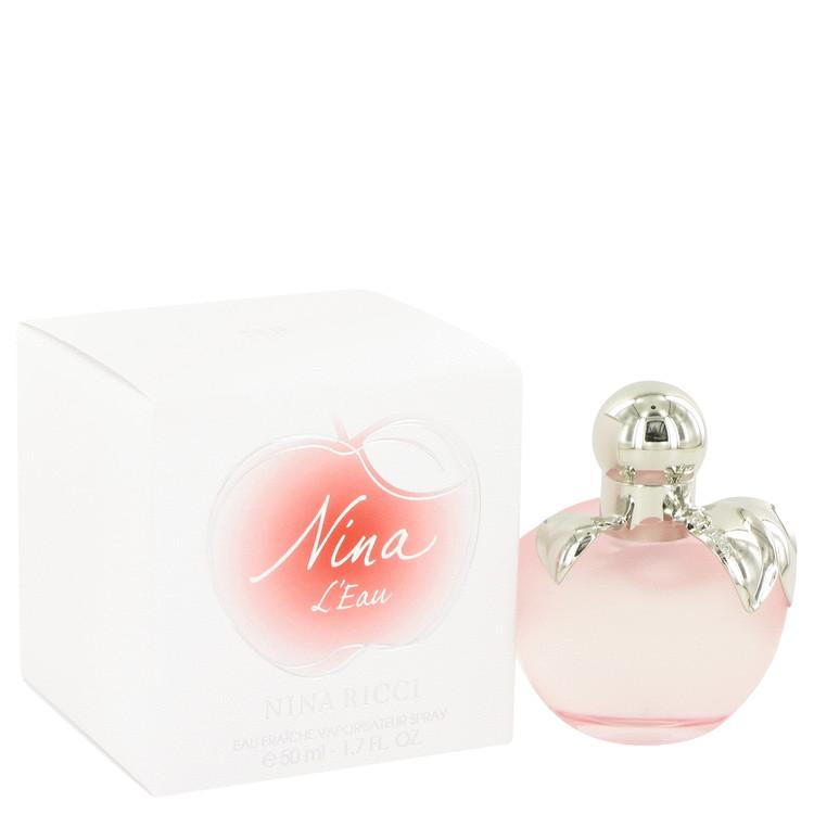 Nina L'eau by Nina Ricci Eau Fraiche Spray 1.7 oz for Women