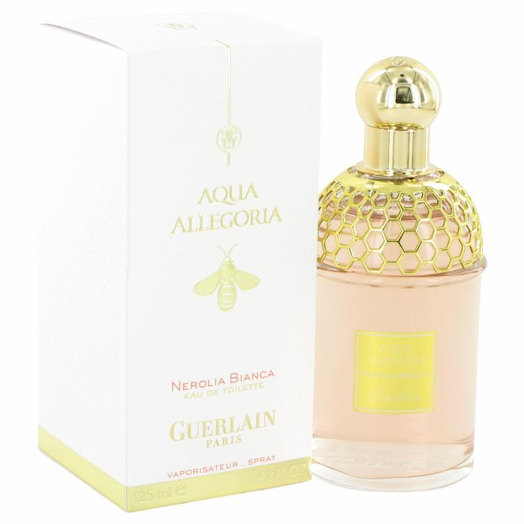 Aqua Allegoria Nerolia Bianca by Guerlain Eau De Toilette Spray 4.2 oz for Women - Oliavery