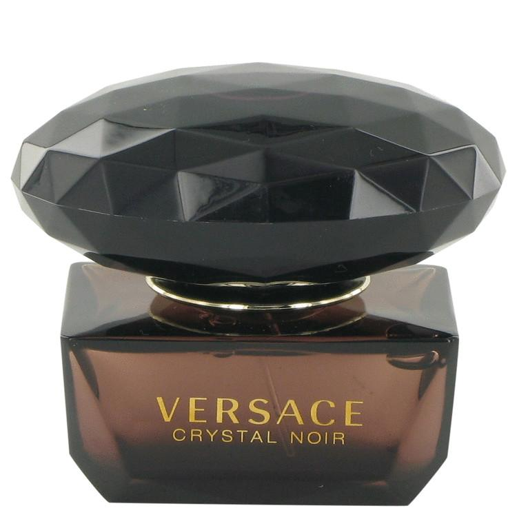 Crystal Noir by Versace Eau De Parfum Spray (unboxed) 1.7 oz for Women - Oliavery
